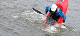 Freestyle-Kayak Aaltjesdagen