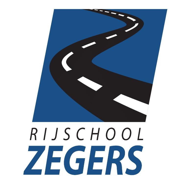 Rijschool zegers logo 2